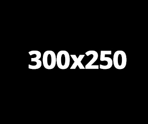 Medium Rectangle 300x250