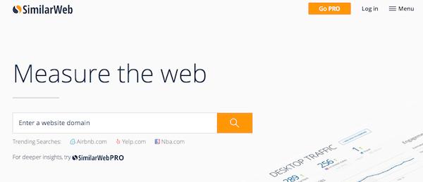Similarweb PRO Review